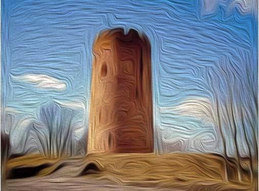 La anciana de la Torre Blanca