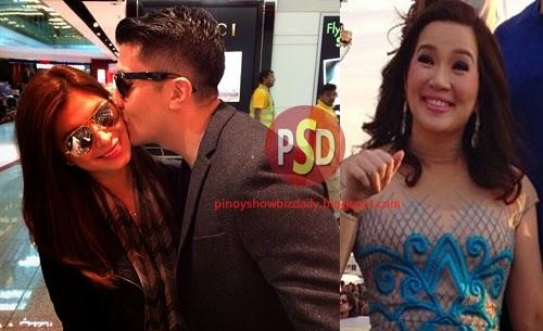 Kris Aquino calls Angel Locsin and Luis Manzano her future Inaanak sa kasal