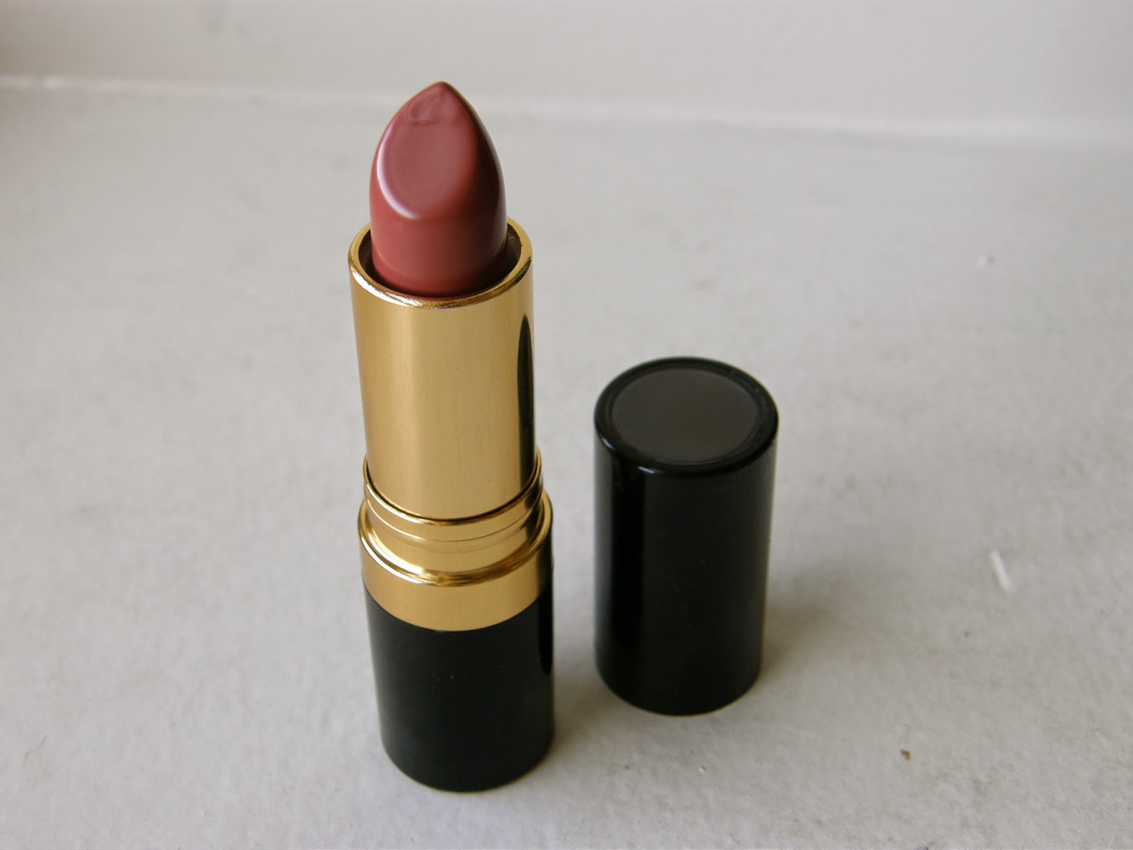 "Thrift Thick: Revlon Super Lustrous Lipstick ""Rose Velvet ..."