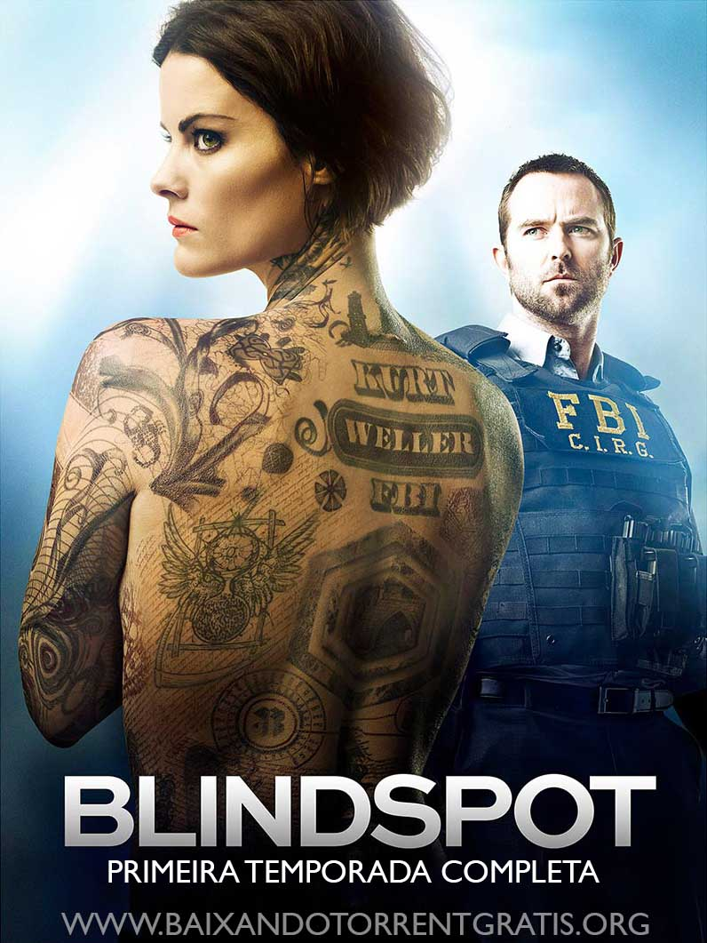Blindspot 1ª Temporada Torrent - WEB-DL 720p/1080p Dual Áudio