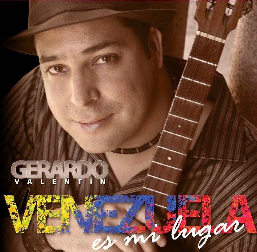 Descarga el CD Venezuela es mi Lugar