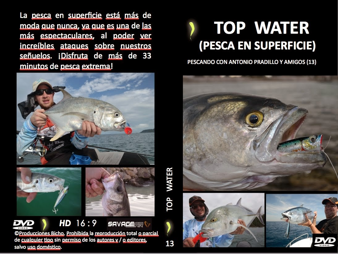 DVD TOP WATER (click para ver trailer)