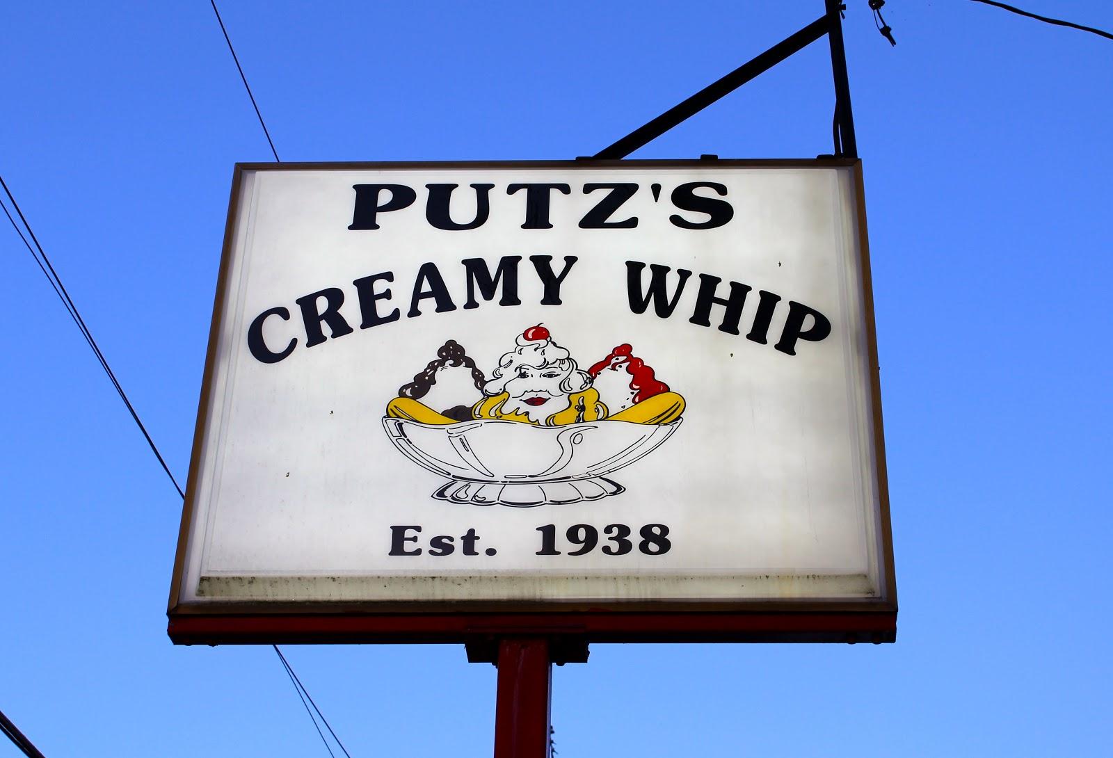 Putz's Creamy Whip