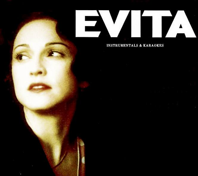 Find a andrew lloyd webber and tim rice - evita (music from the motion picture) first pressing or reissue