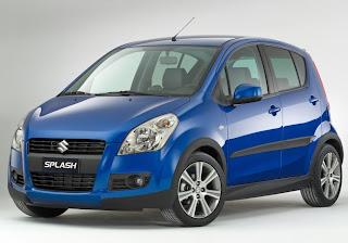 Mobil Suzuki Splash