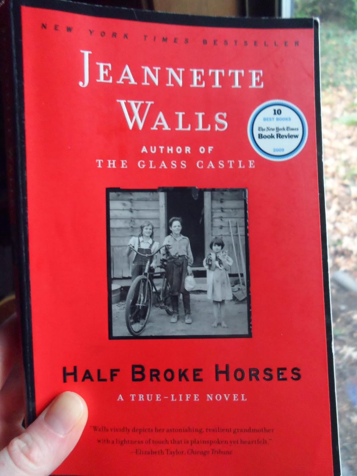 jeannette walls writing style