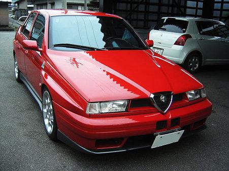 Alfa romeo gtv v6 turbo tuning 16