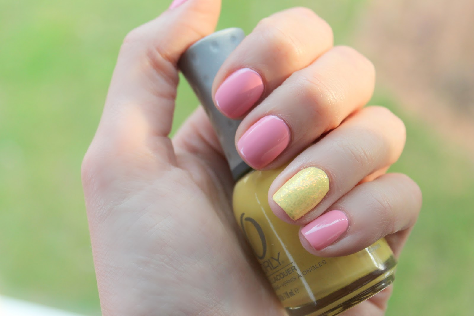 Manicure of the Month - Penny Pincher Fashion