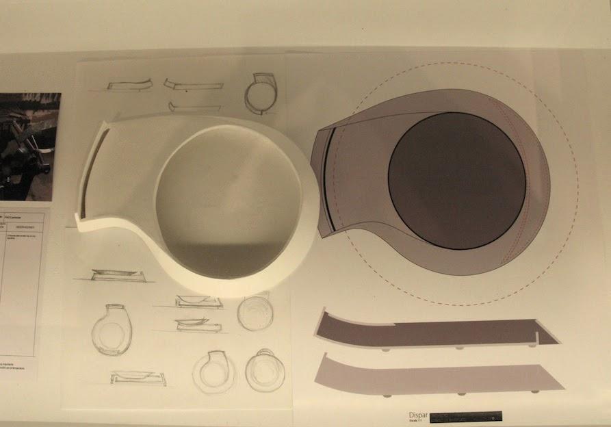 """bajoplato""""dispar"""" de Jose Luis Navarro,cota cero & Juergen Hohle,forjacontemporanea para """"Diseño al Plato"""",en la Valencia Disseny Week  2015,España"""