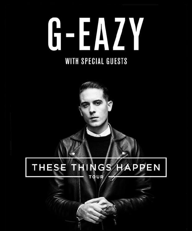 "G-Eazy ""These Things Happen"" Tour"