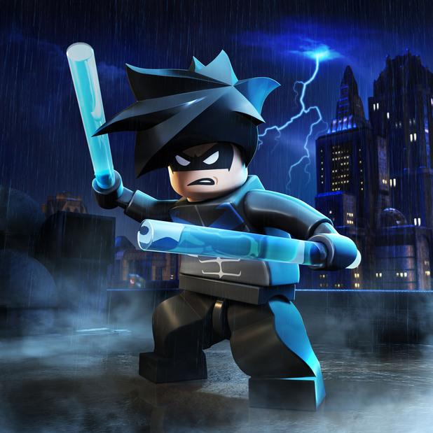BATMANIA RIO: Veja o Asa Noturna de 'Lego Batman 2: DC Super Heroes'!