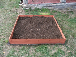 4x4 raised bed