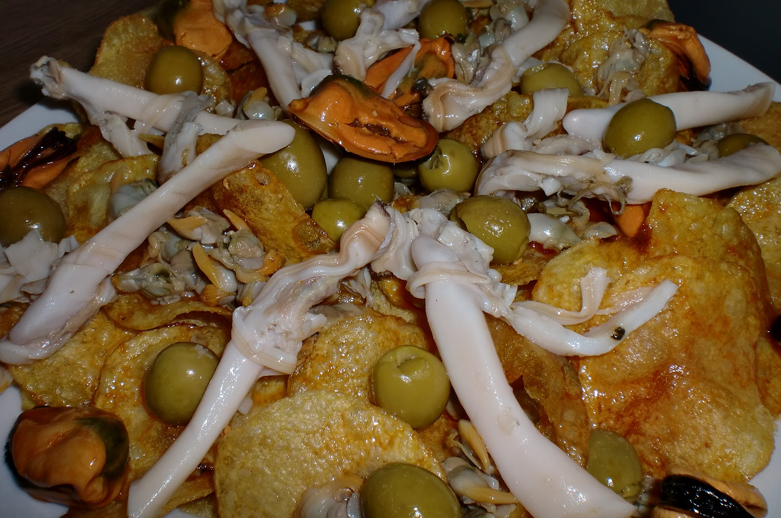 Chanchullo o xanxullo aperitivo novelda la cuina i el - Contactos novelda ...