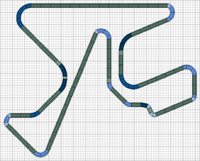 Mis circuitos de slot la mayor colecci n de dise os de for Puerta 3 circuito jerez