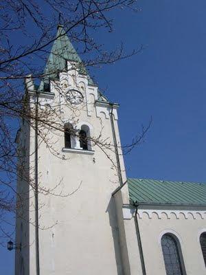Höörs kyrka. foto: Reb Dutius