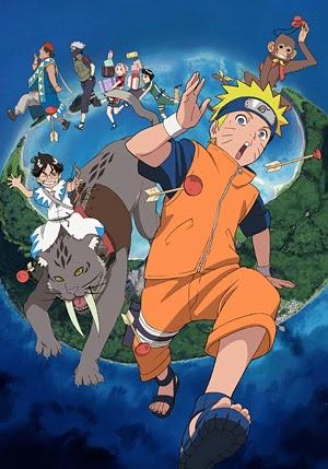 Gekijouban Naruto: Dai Koufun! Mikazuki-jima no Animal Panic