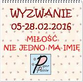 Wyzwanie w Paper Passion.pl do 28-02-2016
