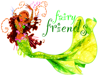 Fairy Friends!!