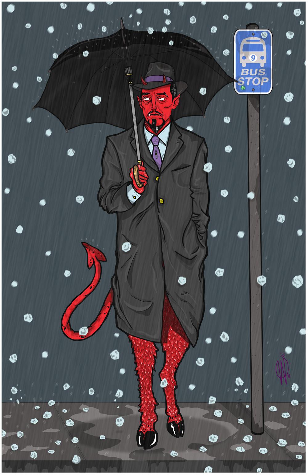 Hail, Satan