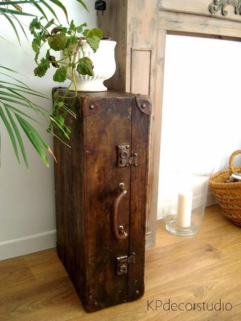 Maletas antiguas de madera online