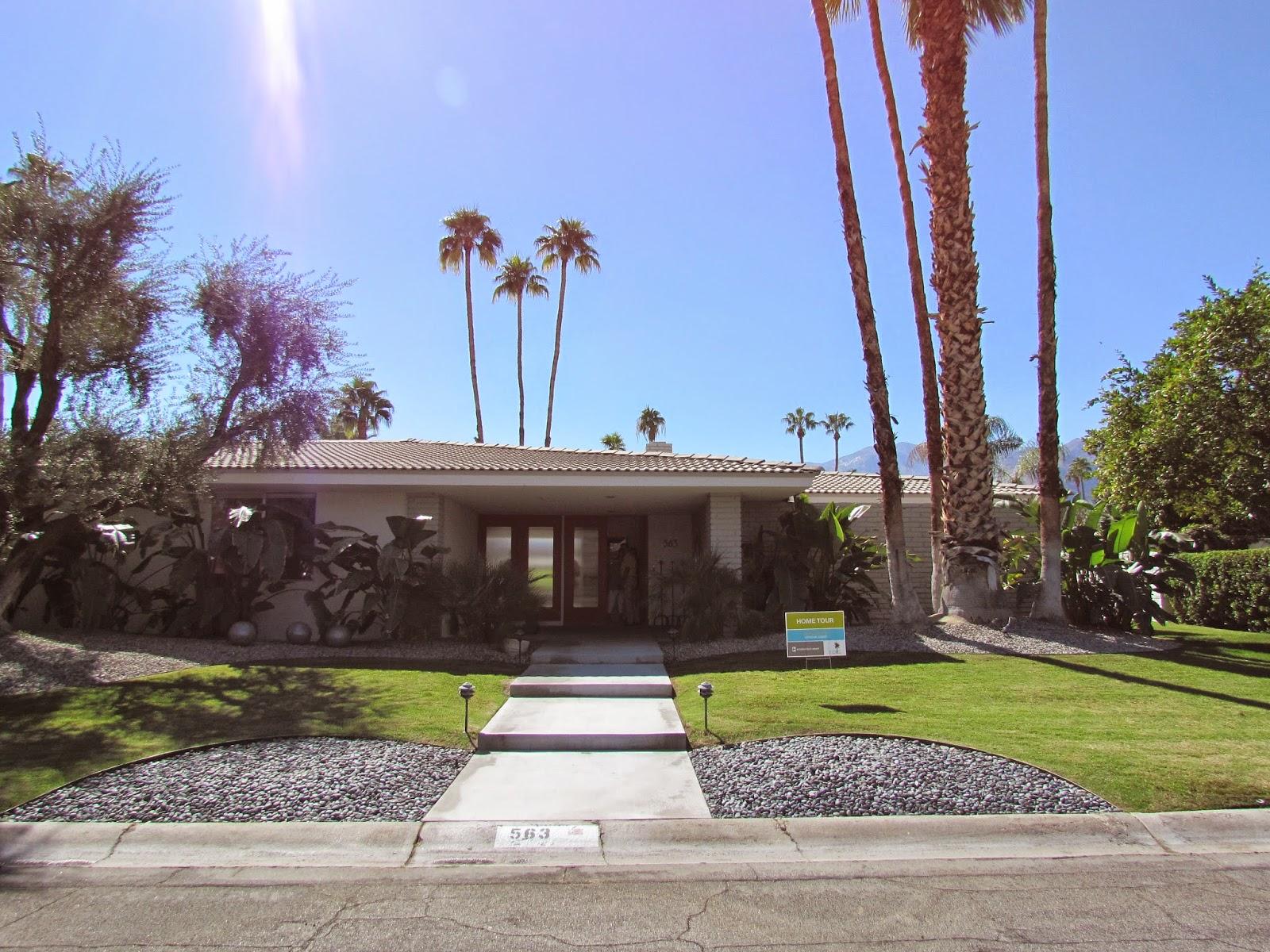 Dec A Porter Imagination Home Palm Springs Fall Modernism Week House Tours Part 2