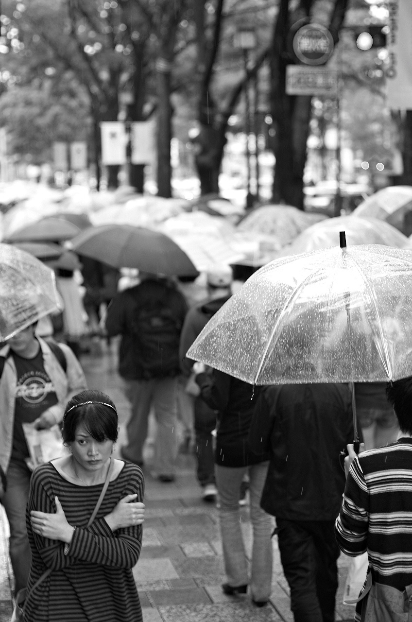 Shinjuku Mad - Rainy season 09