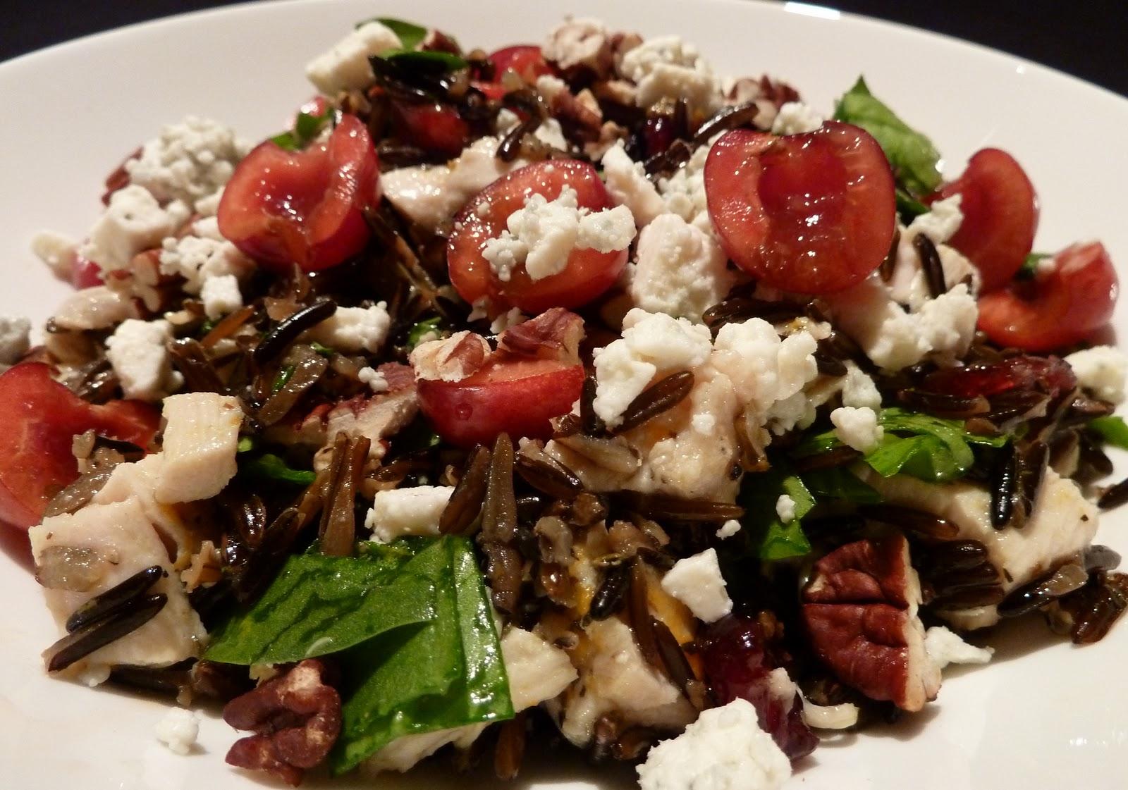 Cracked Pepper: Wild Rice Salad