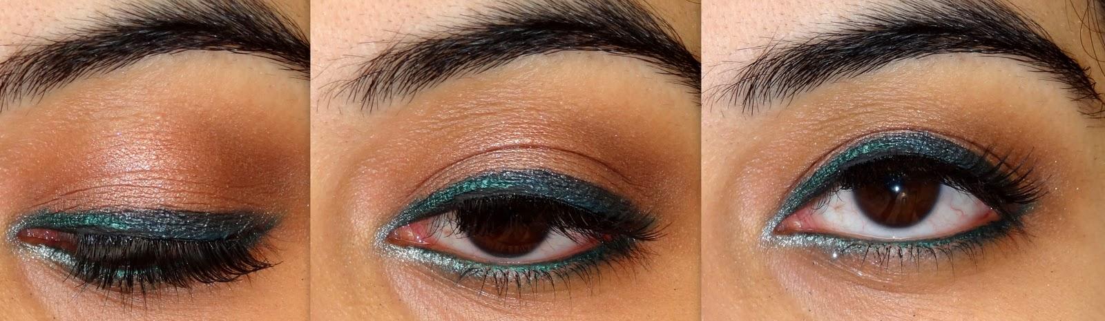 simple eyes makeup tutorial