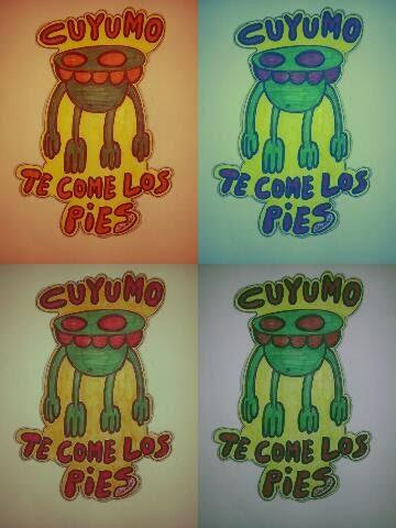 EL GRAN DIOS CUYUMO
