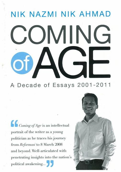 Coming of age in mississippi essay