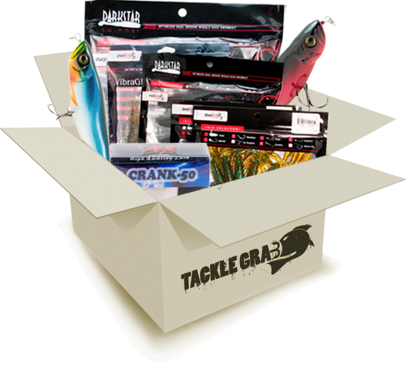 Tackle grab the review stew for Fishing box subscription