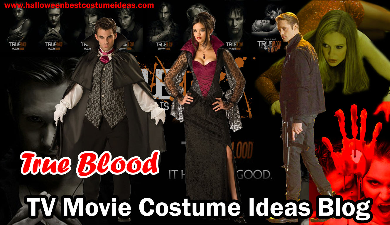 True Blood Season 6 V&ire Costumes  sc 1 st  Halloweenu0027s Best Costumes And Ideas & Halloweenu0027s Best Costumes And Ideas: True Blood Season 6 Vampire ...