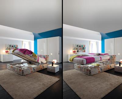 cama canape abatible