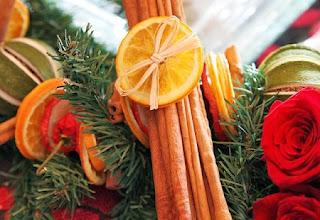 Adornos de Navidad con Canela, Decoracion Ecoresponsable I Parte