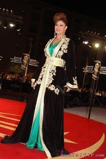 caftan haute couture, caftan 2013 de luxe