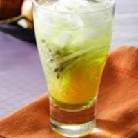 Resep Membuat Es Blewah Melon Markisa Segar Populer