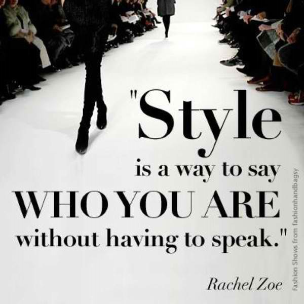 fashion quotes vinzis fashion blog