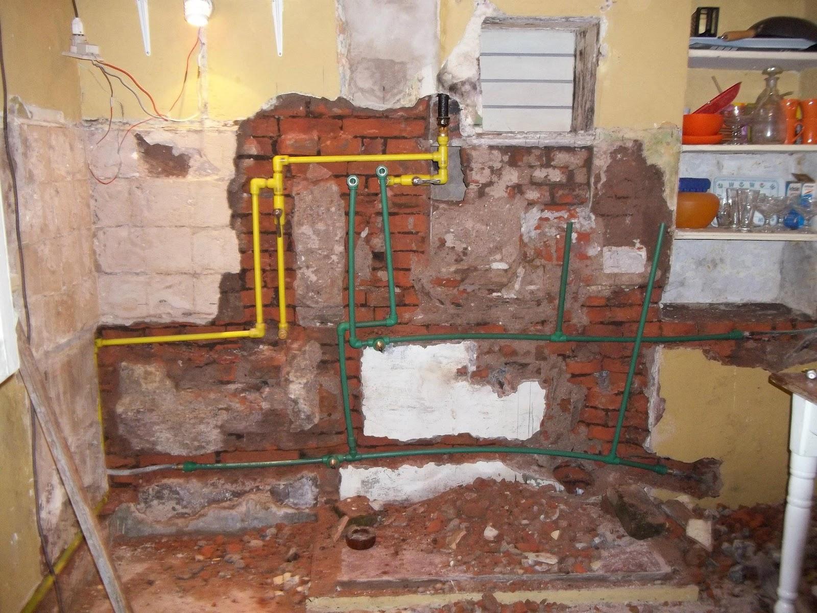 Pulse servicios integrales refacci n cocina for Mueble para calentador de agua
