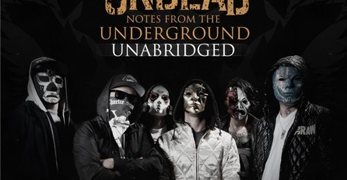 hollywood undead from the underground cover