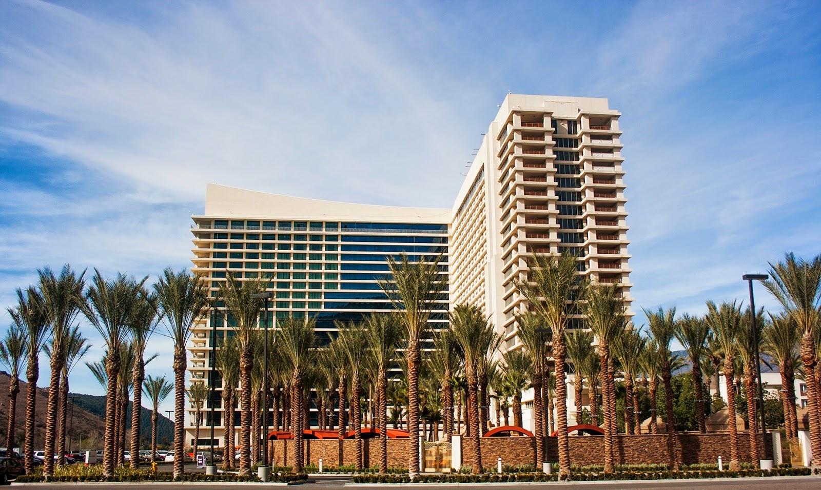 Casino harrah's california