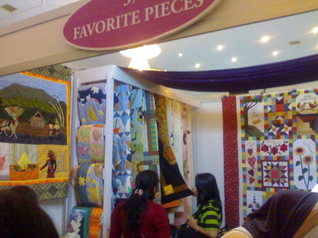 ndandut's corner: pameran handicraft (lagi)