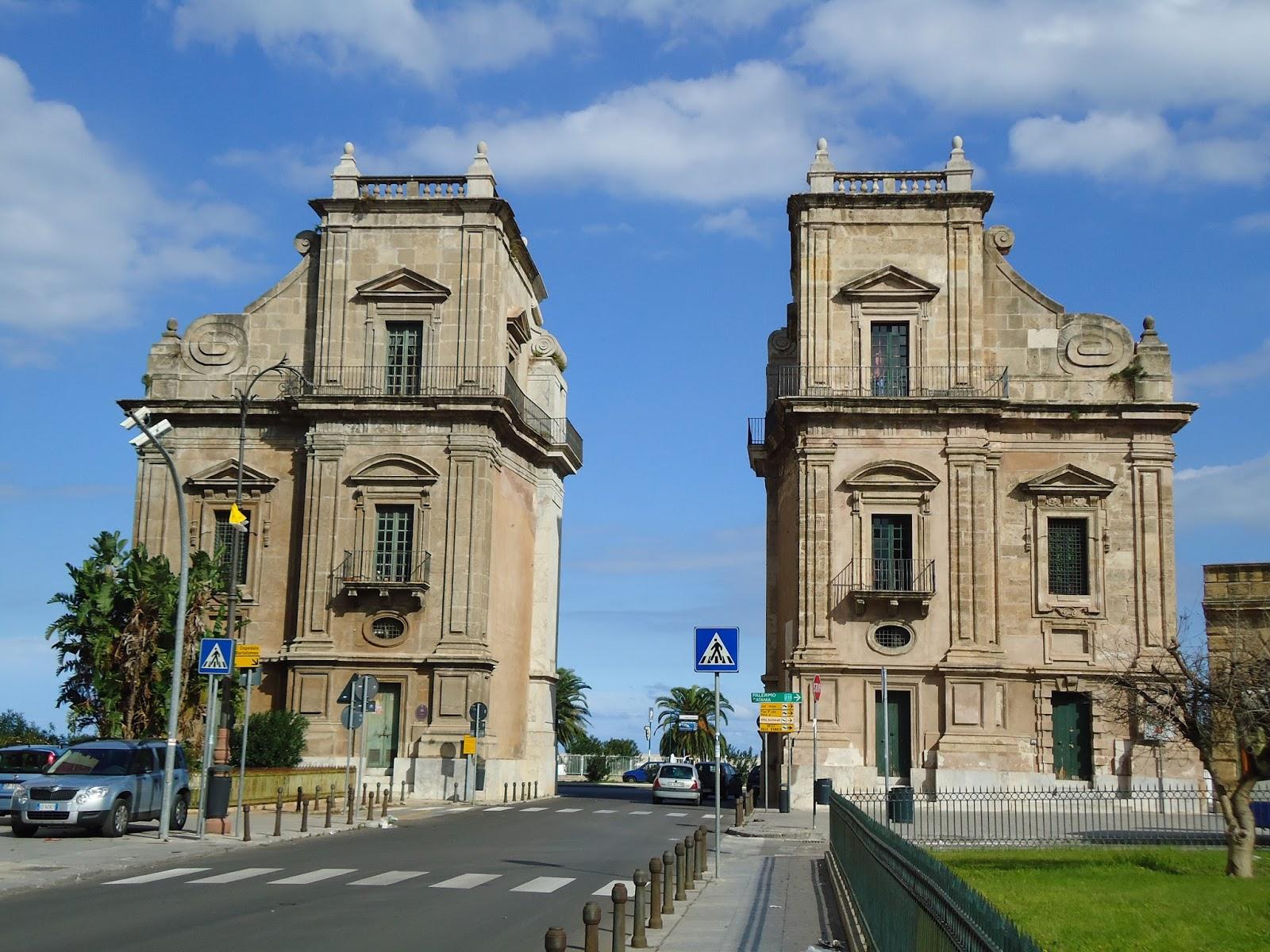Italia fotos e historias by patzy palermo capital del - Porte a palermo ...