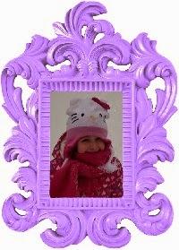 My darling granddaughter!