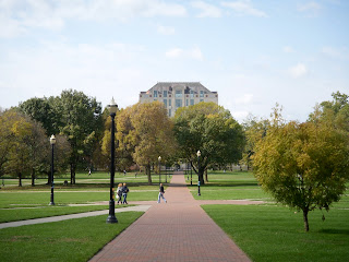 The Oval at OSU