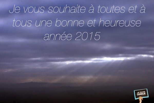 Année 2015 - modifier le 11/01/2015
