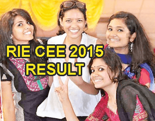 RIE CEE Result 2015 Released today any moment. RIE Common Entrance Examination Merit List 2015 Online Check at www.rieajmer.raj.nic.in. RIE CEE 2015 Result Date, NCERT RIE CEE Counselling 2015, RIE CEE 2015 Rank Card Download, RIE CEE 2015 Merit List in pdf