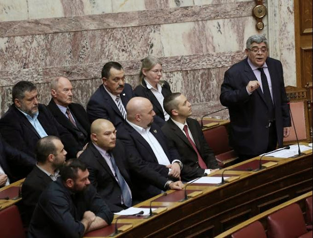 """Δήλωση του Αρχηγού Ν.Γ. Μιχαλολιάκου για τα σημερινά: """"Θα πολεμήσουμε την πολιτική του μνημονίου μέχρι της τελικής απελευθέρωσης της χώρας"""""""