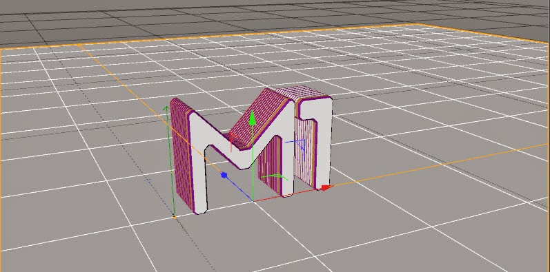 Multi-level 3D Text 33