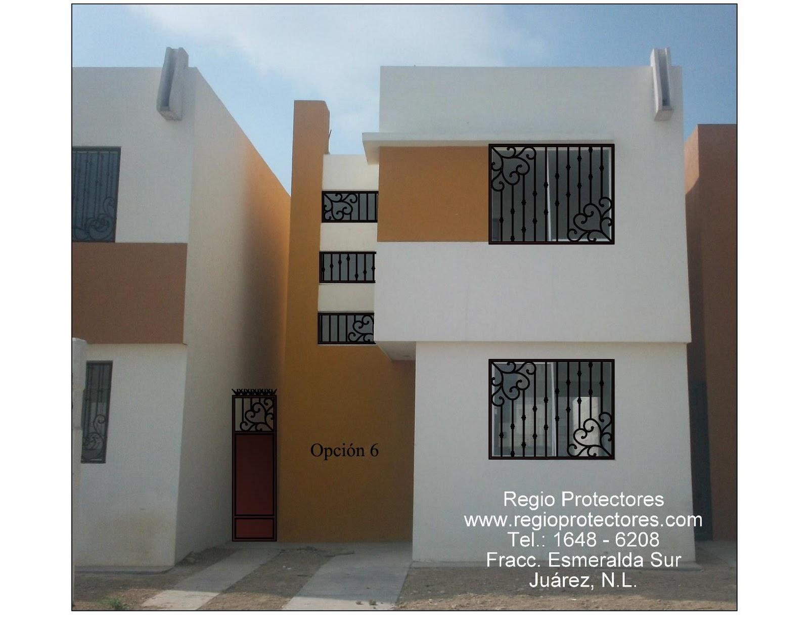 Regio Protectores: Protectores para ventanas y puertas, Fracc ...