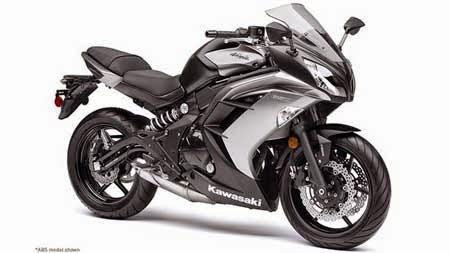 Gambar Motor Kawasaki Ninja 650